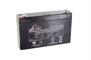 Leoch LP6-7.0 - Ride On Car Battery